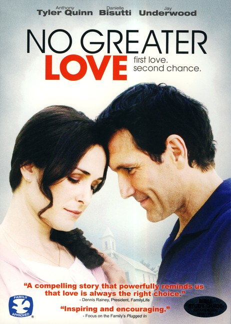 No Greater Love, DVD