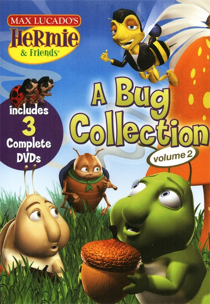 Hermie & Friends: A Bug Collection #2, DVD Set
