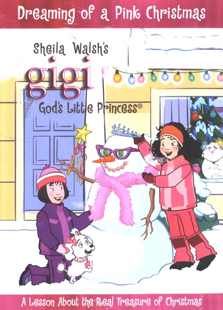 Gigi: Dreaming of a Pink Christmas, DVD
