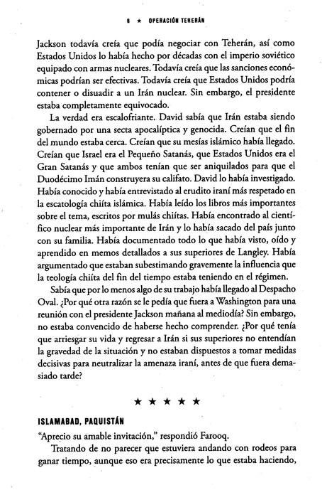 Operación Teherán (Spanish Edition)