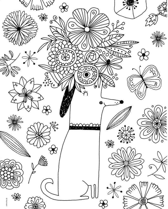 Whimsical Escapes Coloring Book For Adults Terry Runyan
