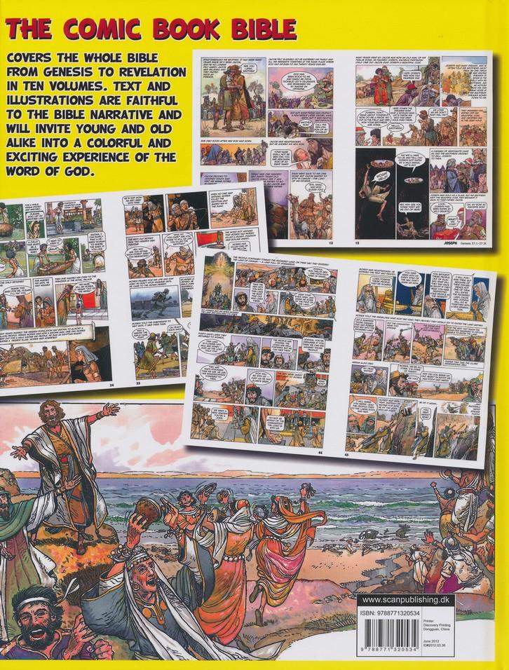 Bible Comic Book