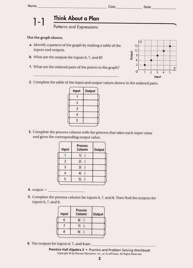 Prentice Hall Algebra 2 Homeschool Bundle