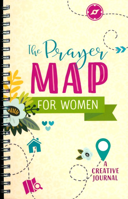 The Prayer Map for Women: A Creative Journal on map pen, map editor, map humor, map notes, map statistics, map policy, map profile, map language, map ledger, map services, map organizer, map series, map poems,