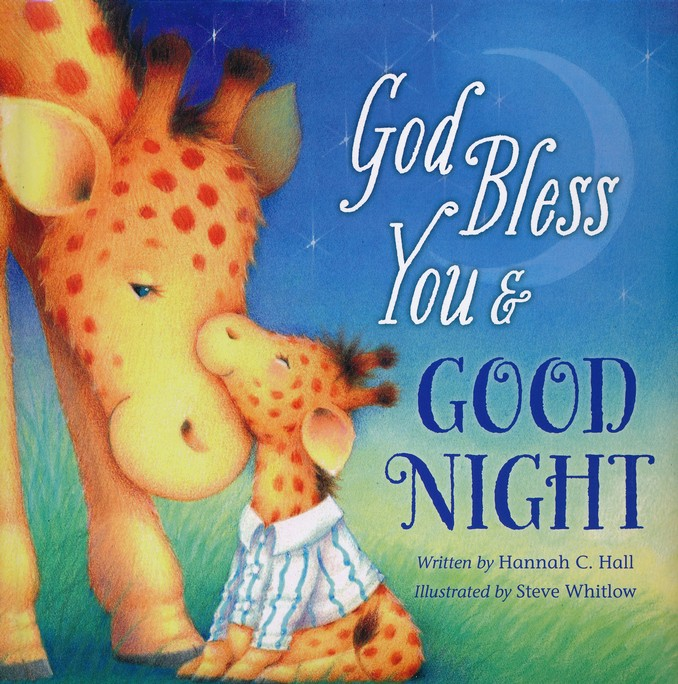 God Bless You & Good Night, Boardbook