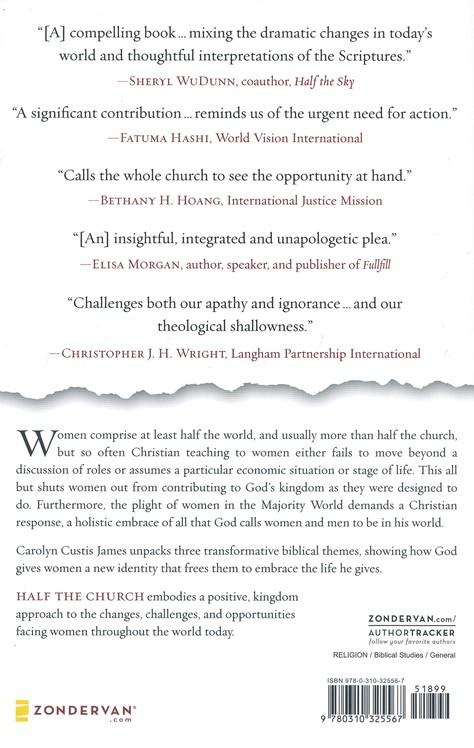 Half The Church Recapturing Gods Global Vision For Women