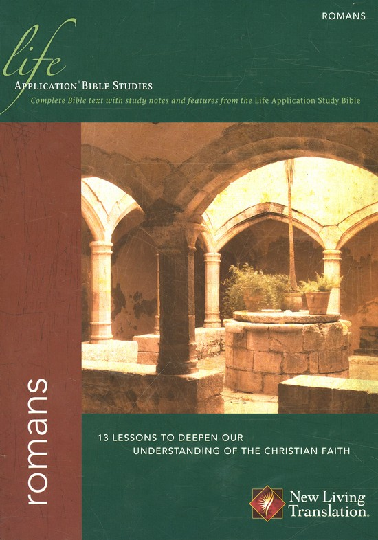 Romans: NLT Life Application Bible Studies