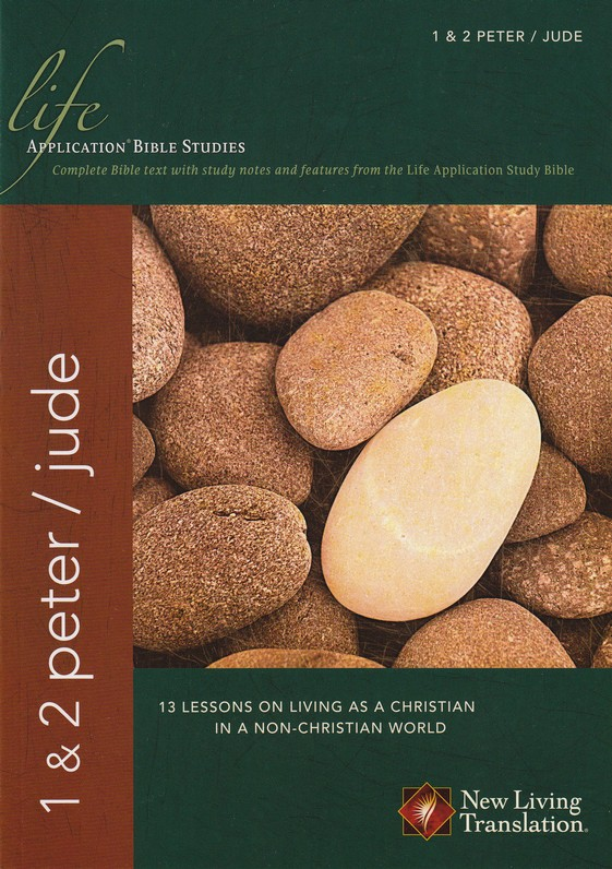 1 & 2 Peter/Jude: NLT Life Application Bible Studies
