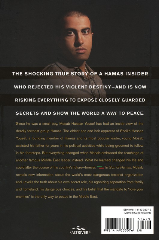 Son of Hamas, Hardcover