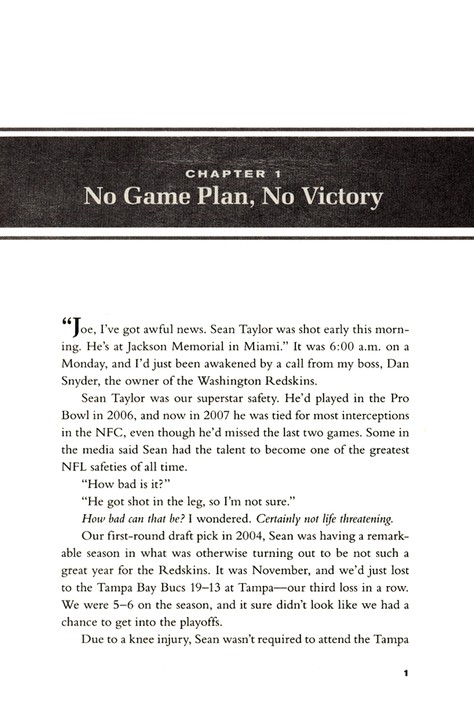 Game Plan for Life: Your Personal Playbook for Success