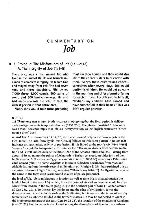 Job, Ecclesiastes, Song of Songs: NLT Cornerstone Biblical Commentary