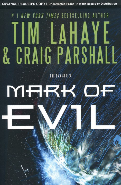 Mark of Evil, The End Series #4