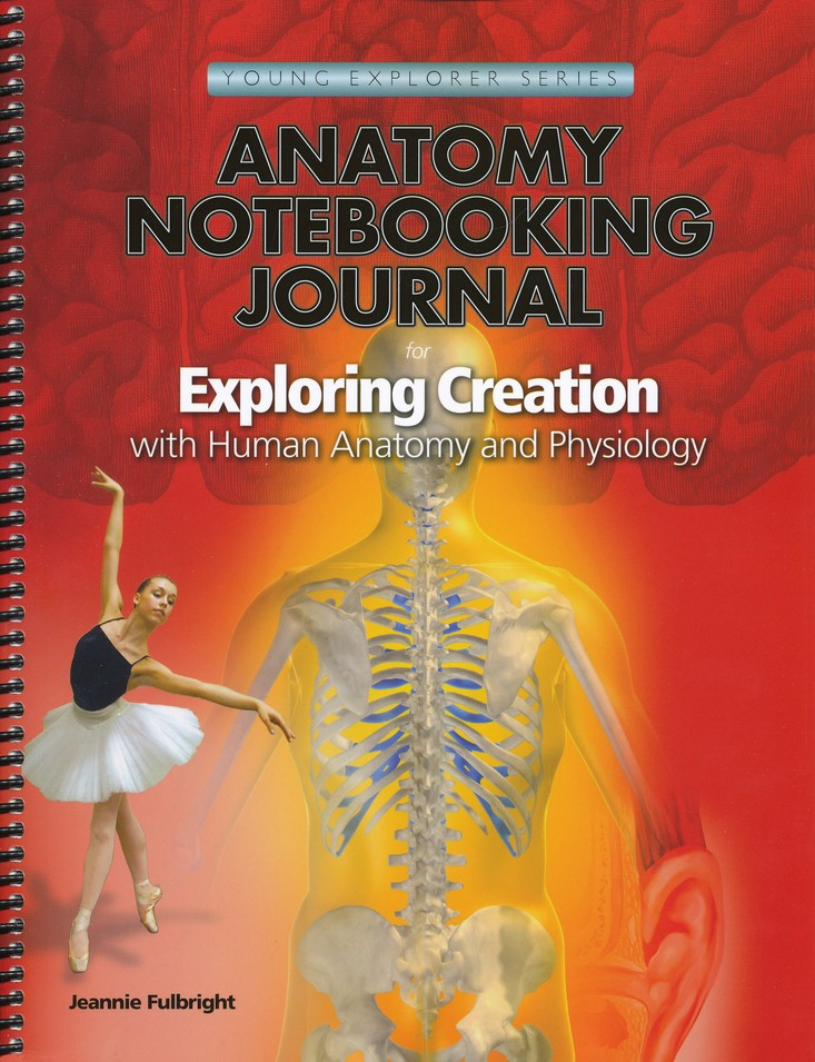 Notebooking Journal For Human Anatomy And Physiology Jeannie K