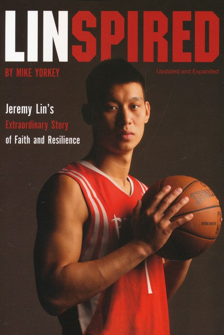 Linspired: Jeremy Lin's Extraordinary Story of Faith and Resilience