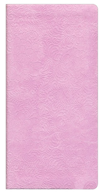 NLT Pocket Thinline New Testament with Psalms & Proverbs, Pink Imitation Leather