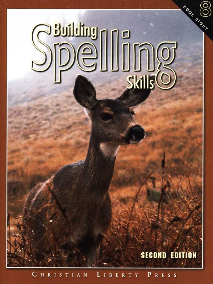Building Spelling Skills Book 8, 2nd Edition, Grade 8