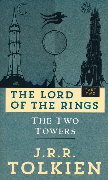The Lord of the Rings, Book 2 The Two Towers