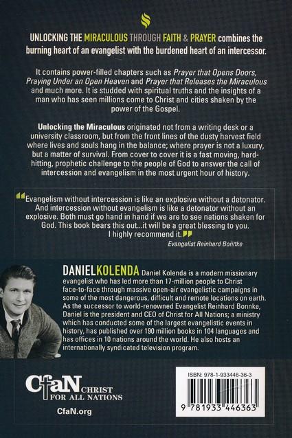 Unlocking the Miraculous Through Faith & Prayer