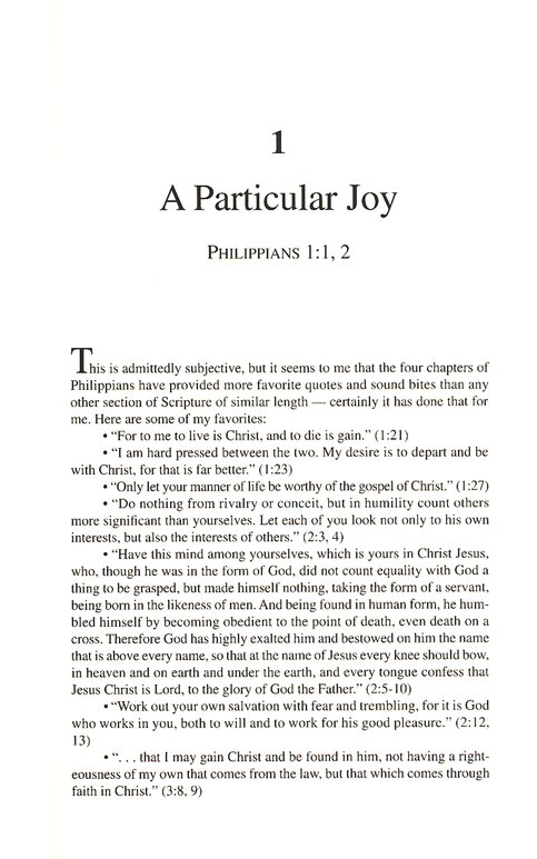 Philippians: The Fellowship of the Gospel (Preaching the Word)