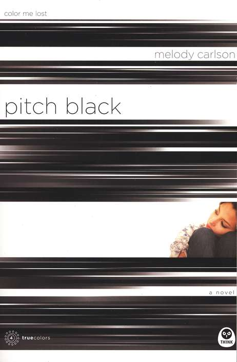 TrueColors Series #4, Pitch Black: Color Me Lost