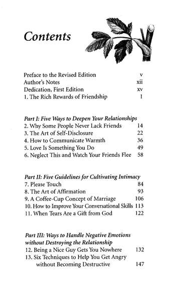 The Friendship Factor 25th Anniversary Edition Alan Loy Mcginnis