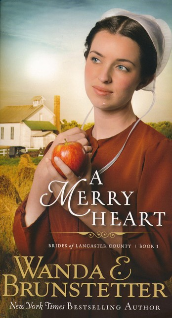 A Merry Heart, Brides of Lancaster County Series #1