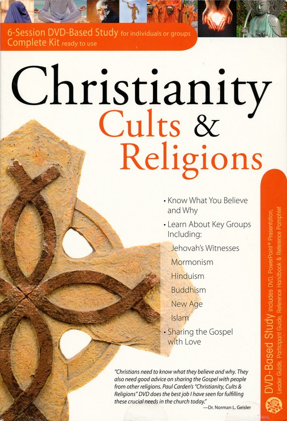 Christianity cults religions dvd curriculum kit paul cardin christianity cults religions dvd curriculum kit paul cardin 9781596364134 christianbook fandeluxe Image collections
