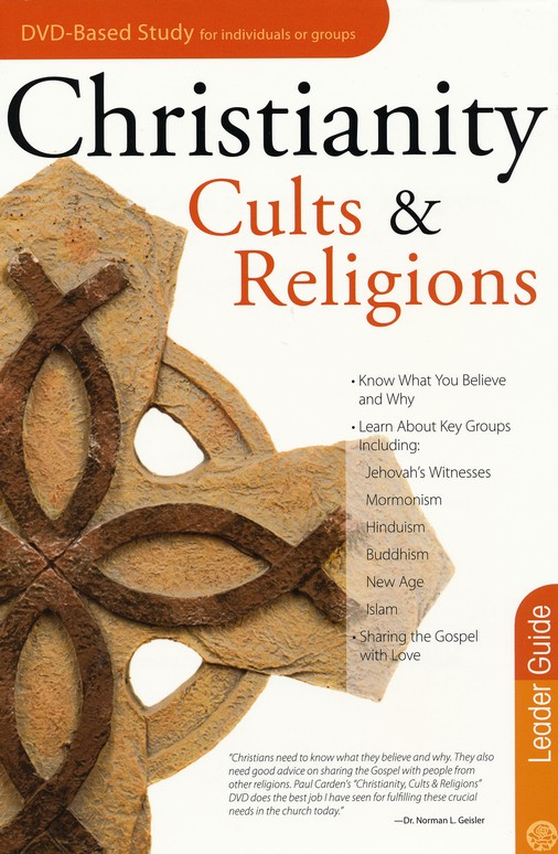 Christianity, Cults & Religions - Leader Guide