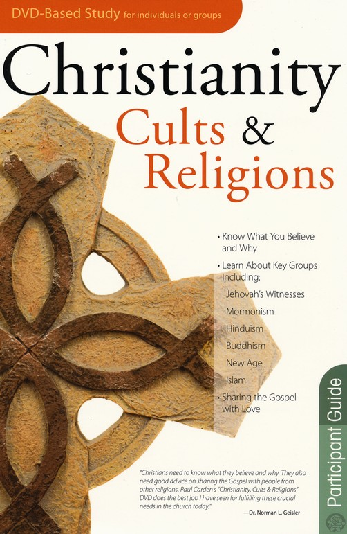Christianity, Cults, & Religions - Participant Guide
