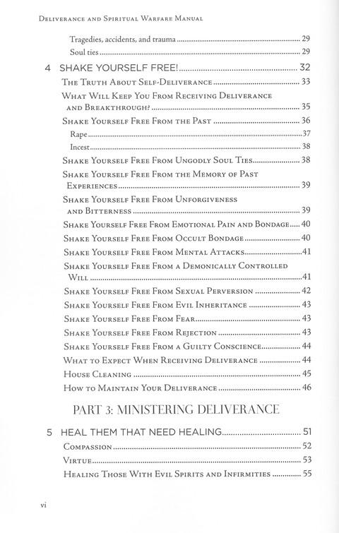 deliverance and spiritual warfare manual a comprehensive guide to rh christianbook com deliverance and spiritual warfare manual john eckhardt pdf Spiritual Warfare and Deliverance Amazon