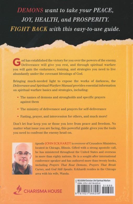 Books On Deliverance And Spiritual Warfare Pdf