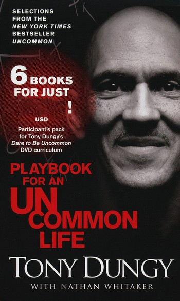 Playbook for an Uncommon Life 6-Pack