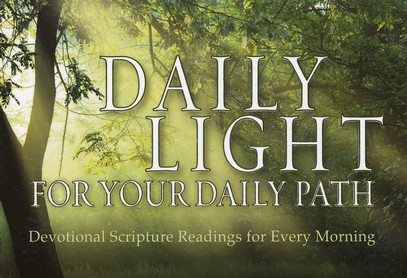 Daily Light for Your Daily Path, Pocket Devotional