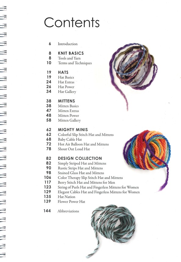 Mittens and Hats for Yarn Lovers