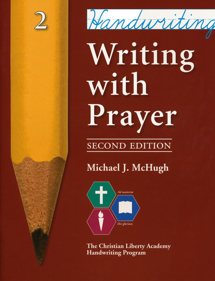 Writing with Prayer, Second Edition Grade 2