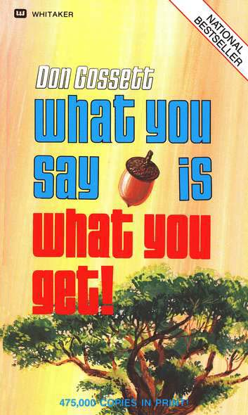 What You Say Is What You Get