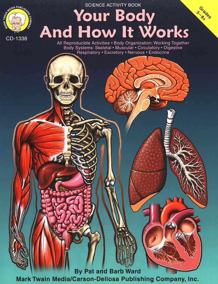 Your Body and How It Works--Grades 5 and Up