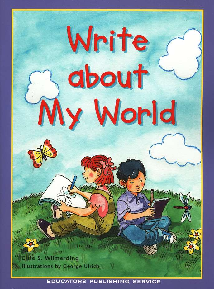 Write About My World, Grade 1