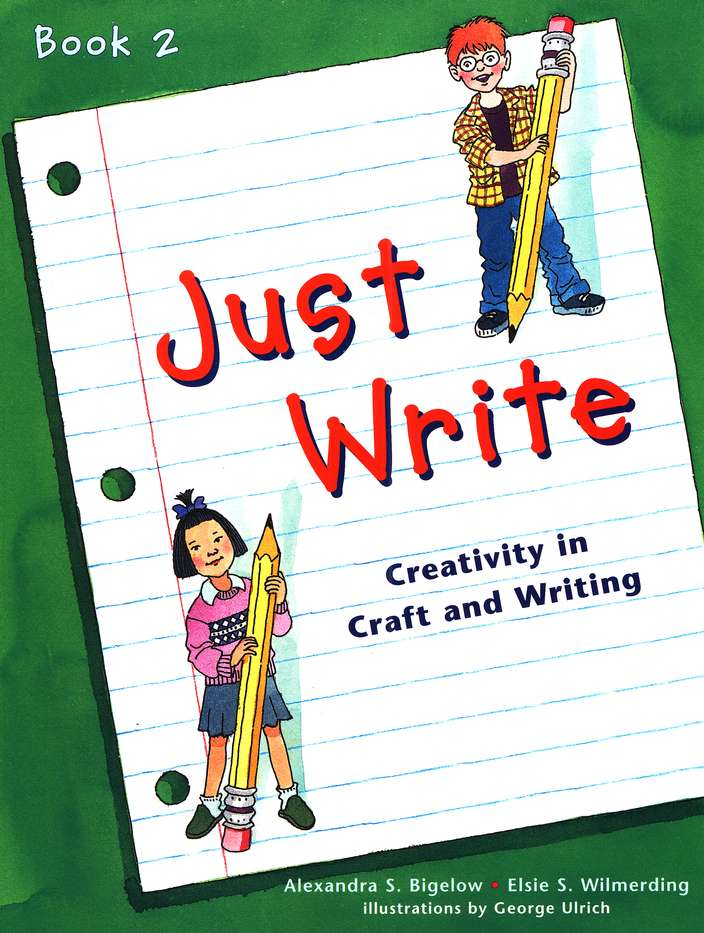 Just Write, Book 2