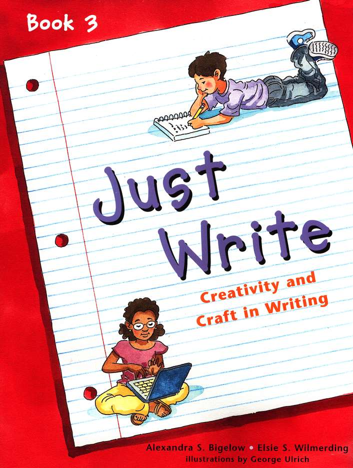 Just Write, Book 3
