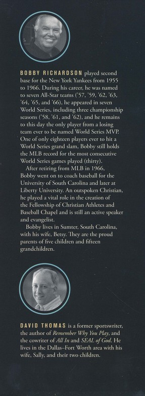 Impact Player: A Memoir of Bobby Richardson