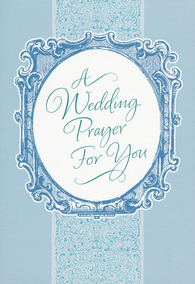 A Wedding Prayer for You Cards, Box of 12