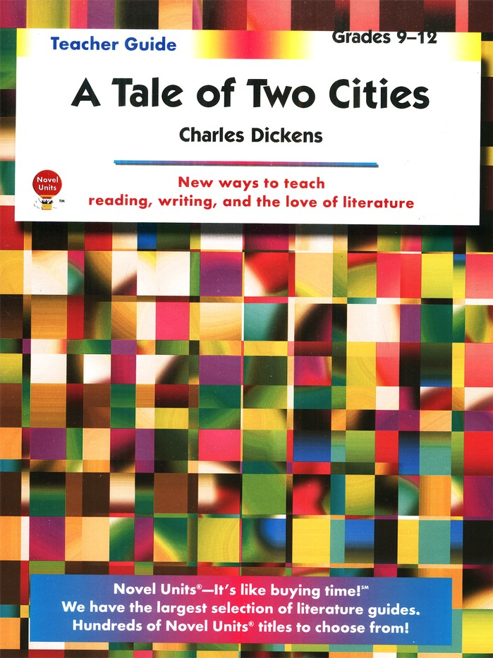 Tale of Two Cities, Novel Units Teacher's Guide, Grades 9-12