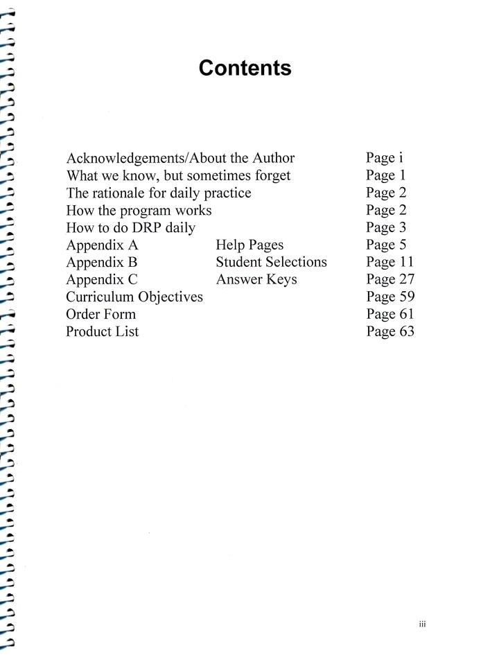 Daily Reading Practice Grade 1 Teacher Guide: Judith Holbrook -  Christianbook.com