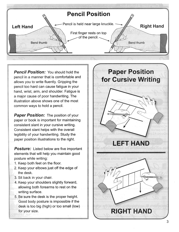Cursive Writing-Book H, 2nd Edition Grade 7