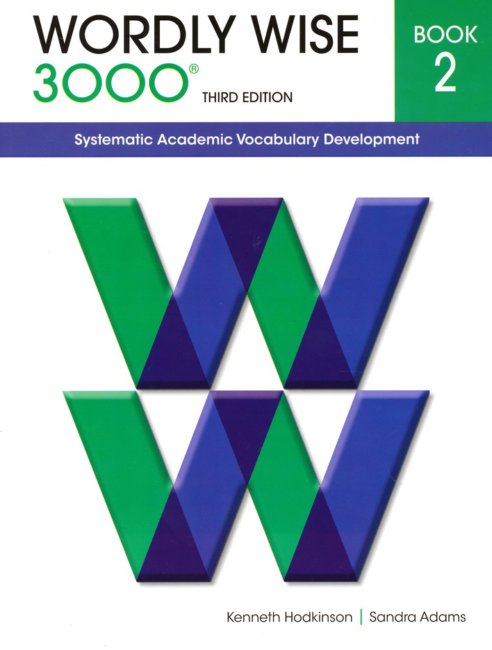 Wordly Wise 3000 Student Book Gr 2, 3rd Edition