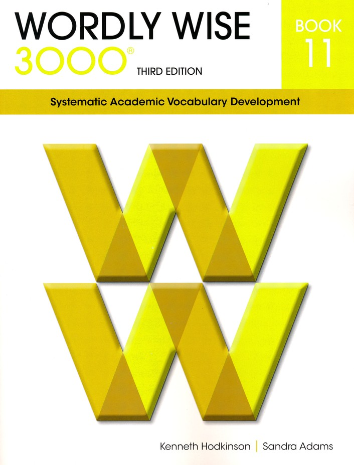 Wordly Wise 3000 Student Book 11, 3rd Edition