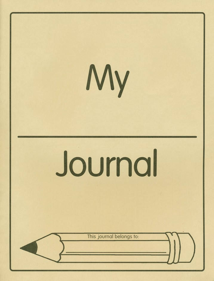 My Journal (All-Purpose), Grades 2-3