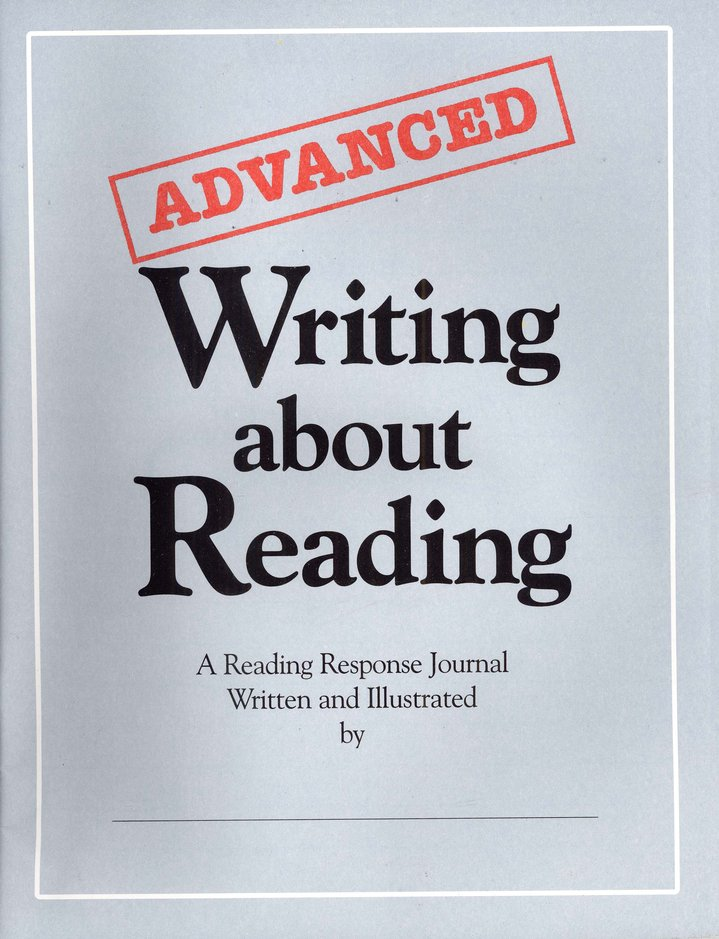 Advanced Writing About Reading, Grades 5-6