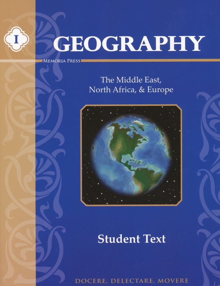 Geography 1, Text (Middle East, Europe, & North Africa)